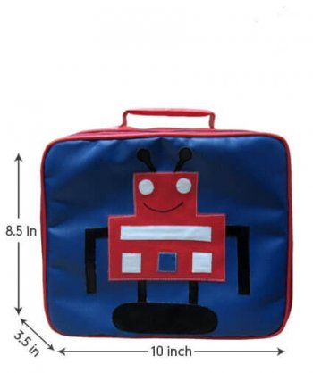 Personalized Lunch Box-Robot-0