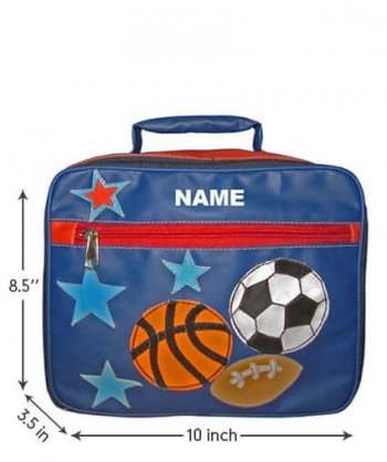 Personalized Lunch Box-Sports-0