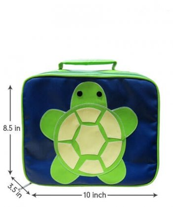 Personalized Lunch Box-Turtle-0