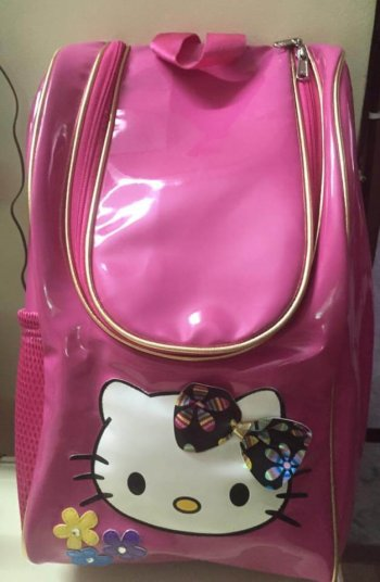Hello Kitty Backpack-0