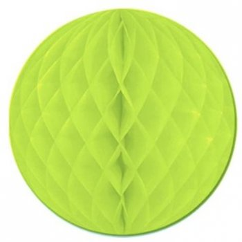 Green Honeycomb Ball Decoration - 1PC-0