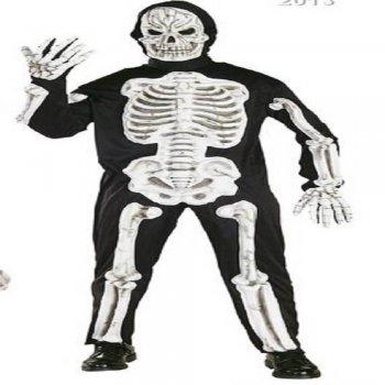 Skeleton Jumpsuit-0