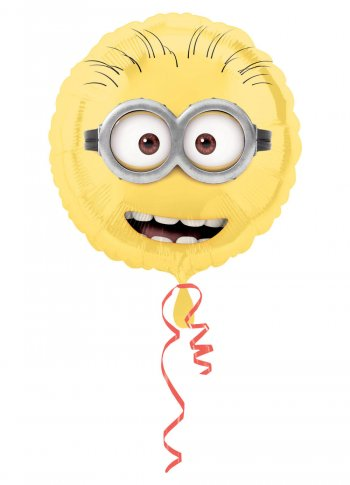 "Minnions - Despicable Me 18"" Balloons-0"