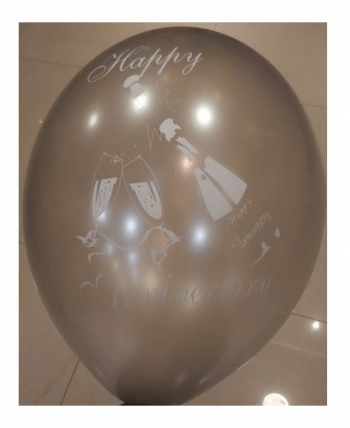 Silver Anniversary Balloons-0