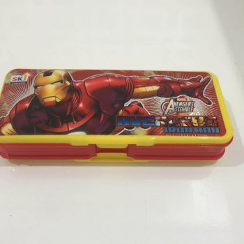 Marvel Avengers Duster Pencil Box-0