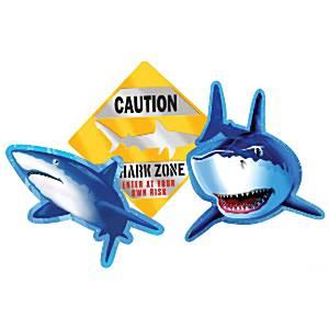 Shark Splash Cutout-0