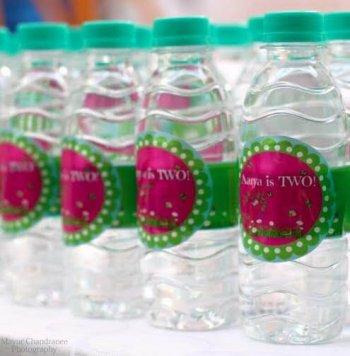 Personalised Water Bottles for Weddings-0