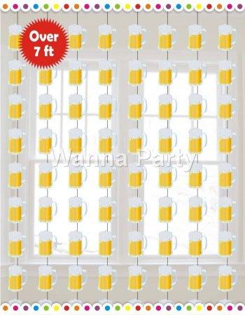 Got Beer String Decoration 7FT - 6PC-0