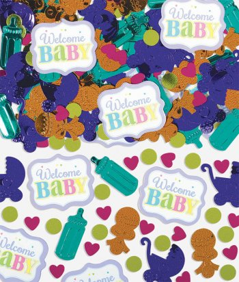 Baby Shower 2.5oz Confetti-0