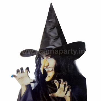 Witch Nails & Nose Set-0