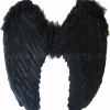 Black Feather Wings XL-10331