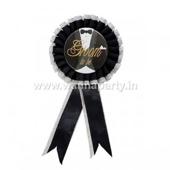 Groom To Be Award Ribbon-0
