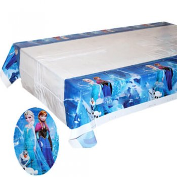 "Frozen Table Cover - 52""in X 86""in - 1PC-0"