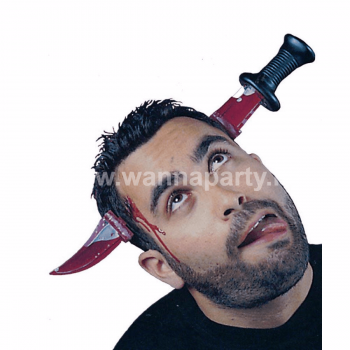 Bloody Knife Halloween Prop-0