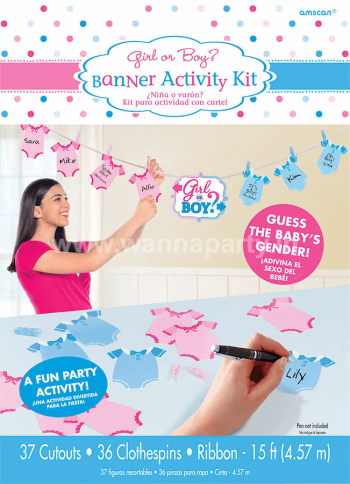 Girl 'or' Boy Reveal Activity Kit Banner-0