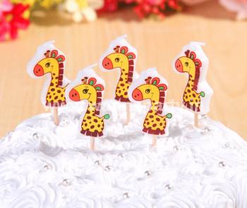 Giraffe Candle - 5PC-0
