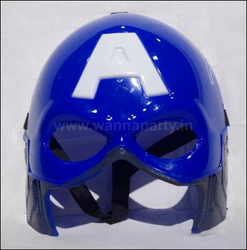Captain America Mask-0