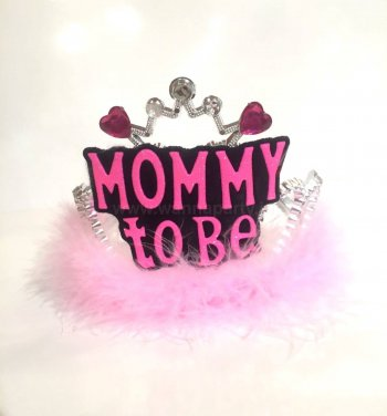 Mom To Be Crown-0