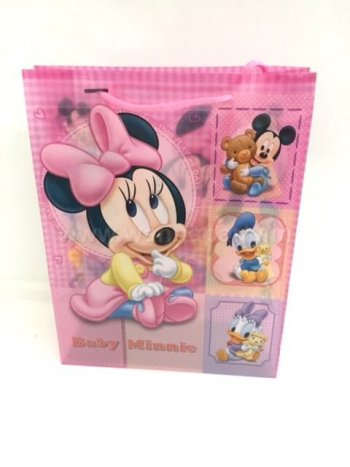 Character Gift Bags Small-0
