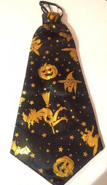 Halloween Tie-0