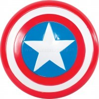 "12"" Captain America Shield-0"