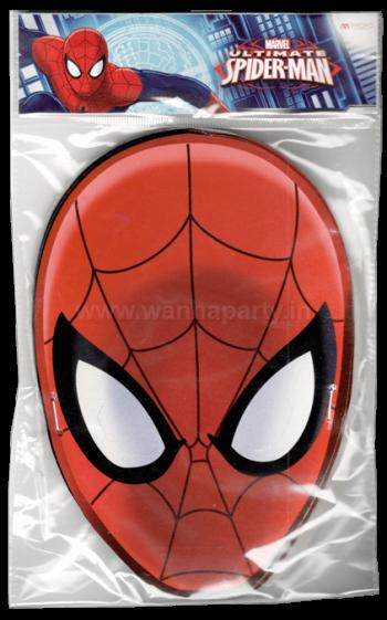 Amazing Spiderman Face Masks - 10PC-0