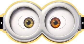 Mininons 2 Face Mask - 10PC-0
