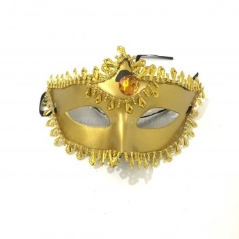 Dancing Diva Mask w/Bead-0