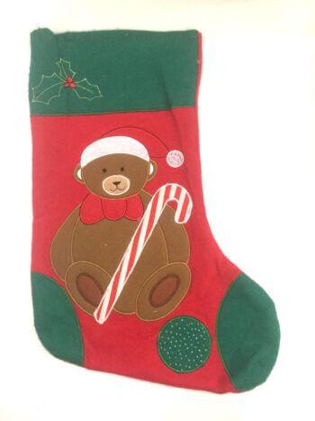 Christmas Stockings Red-0