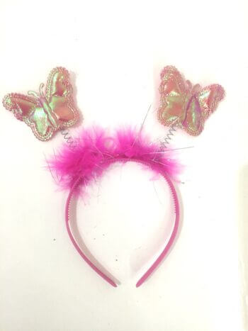 Butterfly Shaped Headband-0