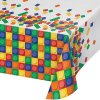 """Lego Block Party Tablecover 54X102""""-0"""