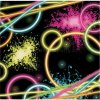 Glow In The Dark Lunch Napkins - 16PC-0