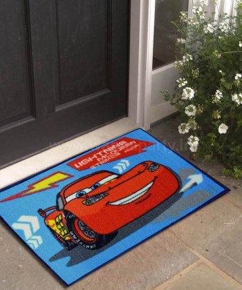Disney Cars Mcqueen Door Mat Assorted Design-0