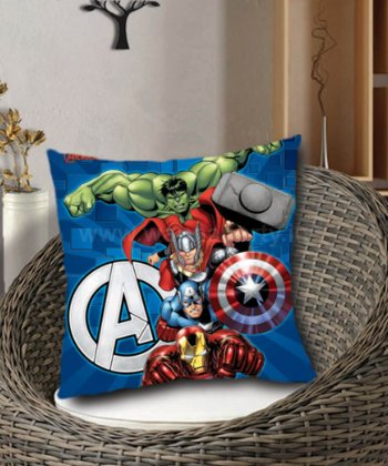 Avengers Assorted Cushion Cover/w Cushion (40CM X 40CM)-0