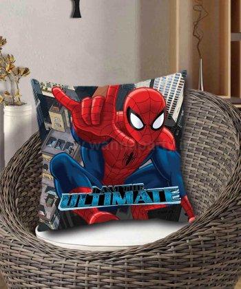 Spider Man Assorted Cushion Cover w/Cushion (40CM X 40CM)-0