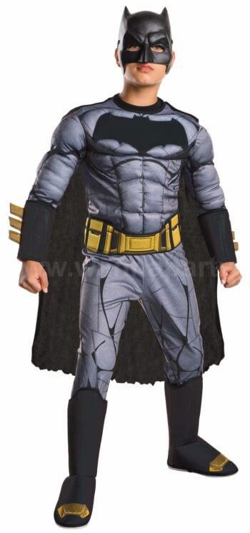 Deluxe Muscle Chest Kids Batman-0