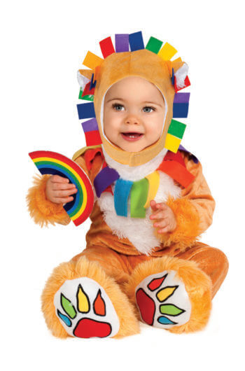 Lucky Lion Infant Costume -0