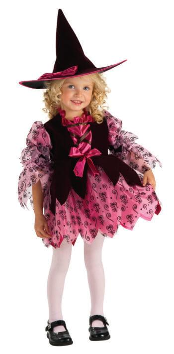 Chocolate Witch Costume-0