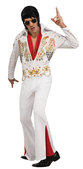 Deluxe Adult Elvis Presley Costume-0