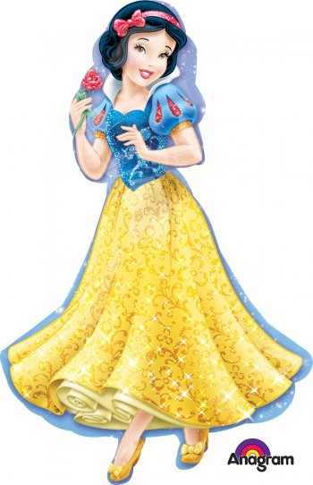 Princess Snow White XL Balloons P38-0