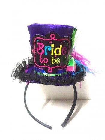 Deluxe Fancy Bride To Be Headband-0