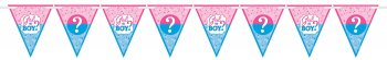 Girl or Boy Bunting Banner - Over 15FT-0