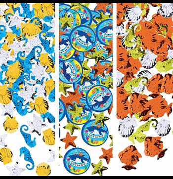 Ocean Buddies Confetti 1.2Oz-0