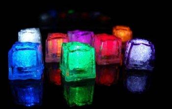 LED Ice Cubes - 1PC-0
