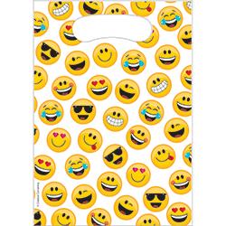 Emojies Loot Bags - 8PC-0