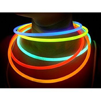 """Glow In the Dark Necklace 22""""-0"""