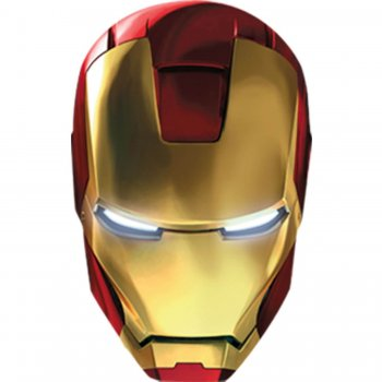 Iron Man Mask -0