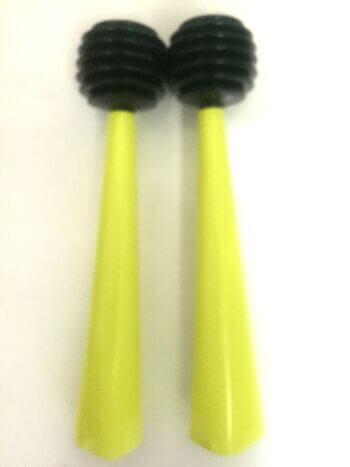 Neon Squeeze Horns - 2PC-0