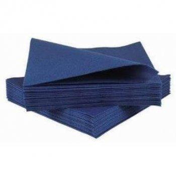 Royal Blue Paper Napkins - 20PC-0