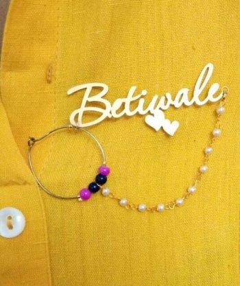 Betiwale Brooch Pins - 10PC-0